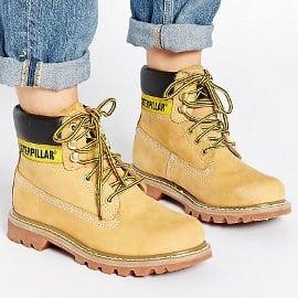 Botas Caterpillar Colorado baratas, calzado de marca barato, ofertas en botas