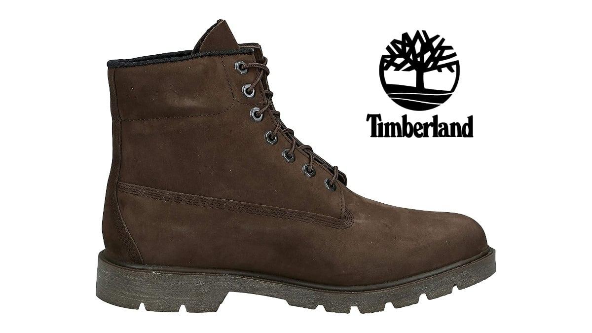 Botas Timberland 6 Inch Basic baratas, calzado de marca barato, ofertas en botas chollo