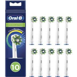 Cabezales Oral-B CrossAction baratos, cabezales para cepillo eléctrico, ofertas salud y cuidado personal