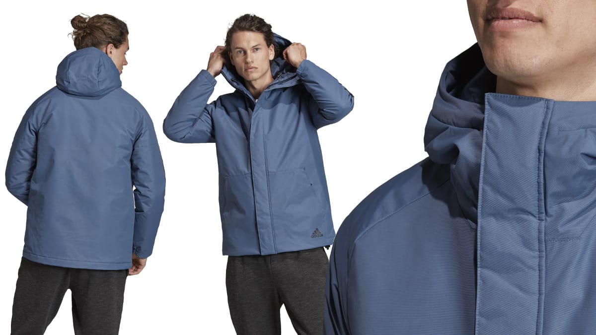 Chaqueta Adidas Xploric barata, ropa de marca barata, ofertas en chaquetas chollo1