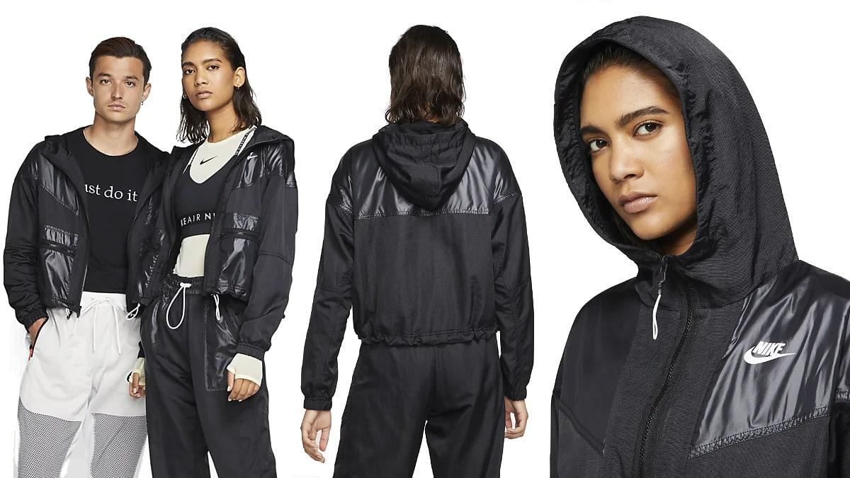 Chaqueta unisex Nike Sportswear Windrunner barata, ropa de marca barata, ofertas en chaquetas chollo