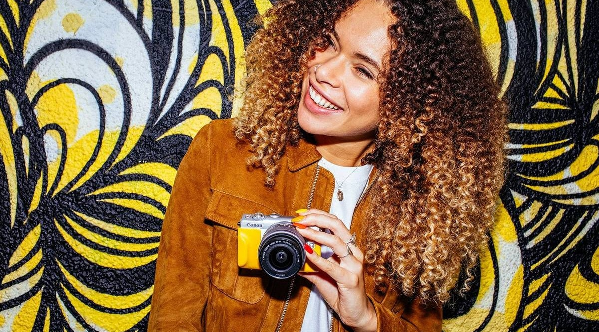 Cámara Canon EOS M100 barata. Ofertas en cámaras, cámaras baratas, chollo