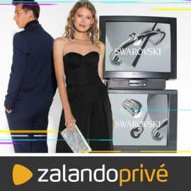 Consigue un toque de Glamour con Zalando Privé y Swarovski, descuentos en joyas, ofertas ropa, joyas y accesorios de primeras marcas