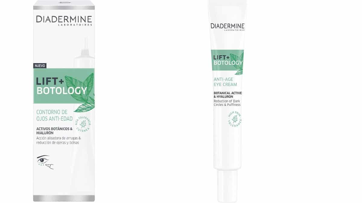 Contorno de ojos Diadermine Lift+ Botology barato, cremas baratas, odfertas belleza, chollo