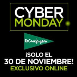 Cyber Monday 2020 El Corte Inglés