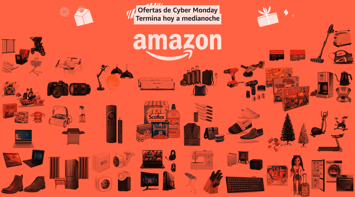 Cyber Monday Amazon 2020, ofertas Cyber Monday Amazon, chollos Cyber Monday Amazon 2020, chollo
