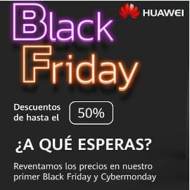 Cyber Monday Huawei