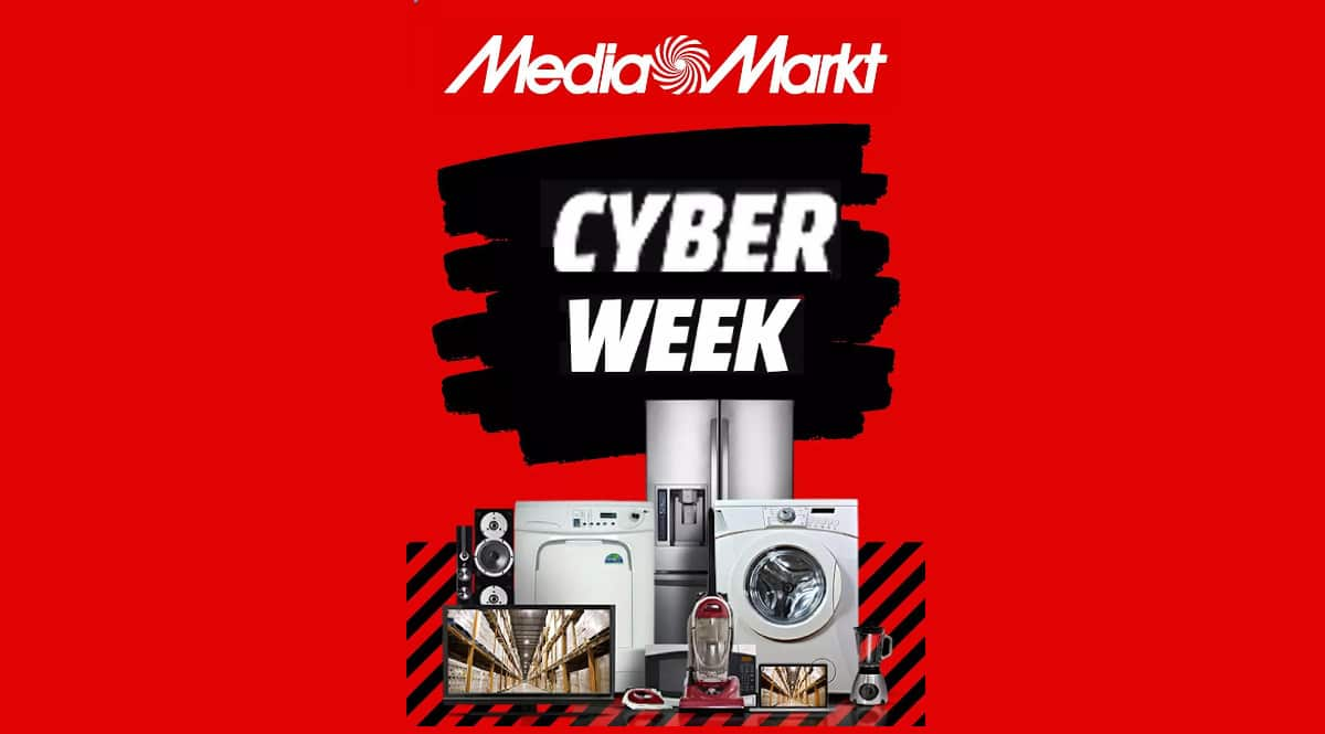 Cyber Week MediaMarkt, chollo