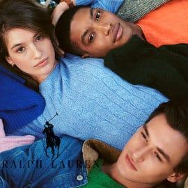 Cyber Weekend en Ralph Lauren, ropa re marca barata, ofertas en moda