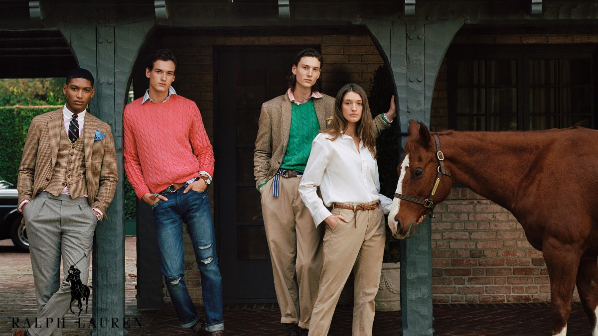 Cyber Weekend en Ralph Lauren, ropa re marca barata, ofertas en moda,chollo