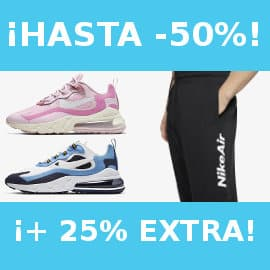Descuentro EXTRA Nike Members barato, ropa de marca barata, ofertas en calzado