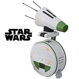 Droide electrónico con control remoto Star Wars barato, juguetes baratos, ofertas para niños