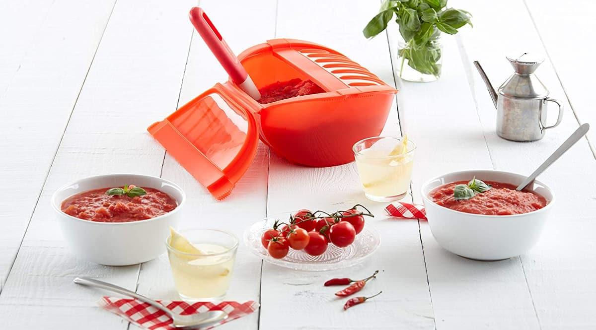 Estuche de vapor Lékué XL barato. Ofertas en utensilios de cocina, utensilios de cocina barata, chollo