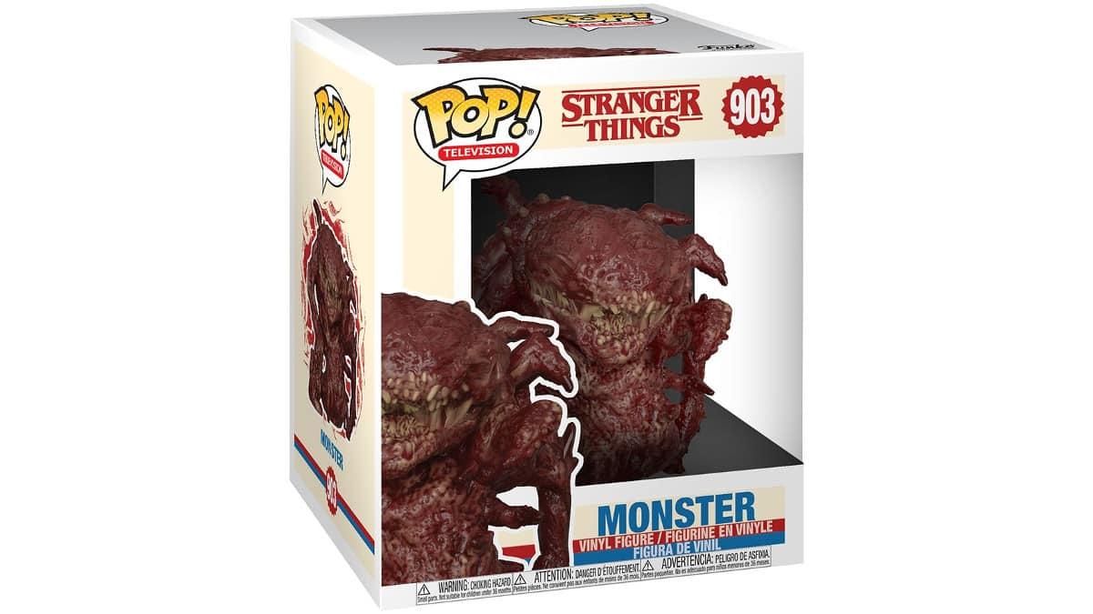 Funko POP Super Sized Monster Stranger Things barato, funkos baratos