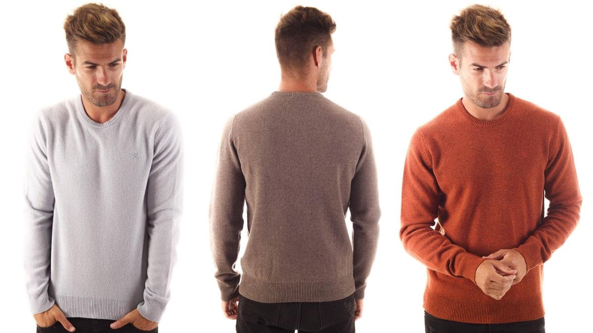 Jersey Hackett London barato, ropa de marca barata, ofertas en jerseis chollo