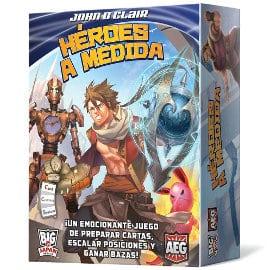 Juego de cartas Héroes A Medida barato, juegos baratos, ofertas en juegos de cartas