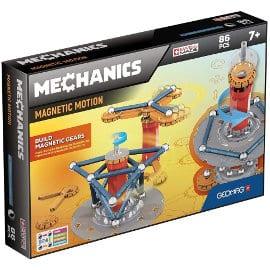 Juego de construcción Geomag Mechanics Motion barato, juguetes baratos, ofertas para niños