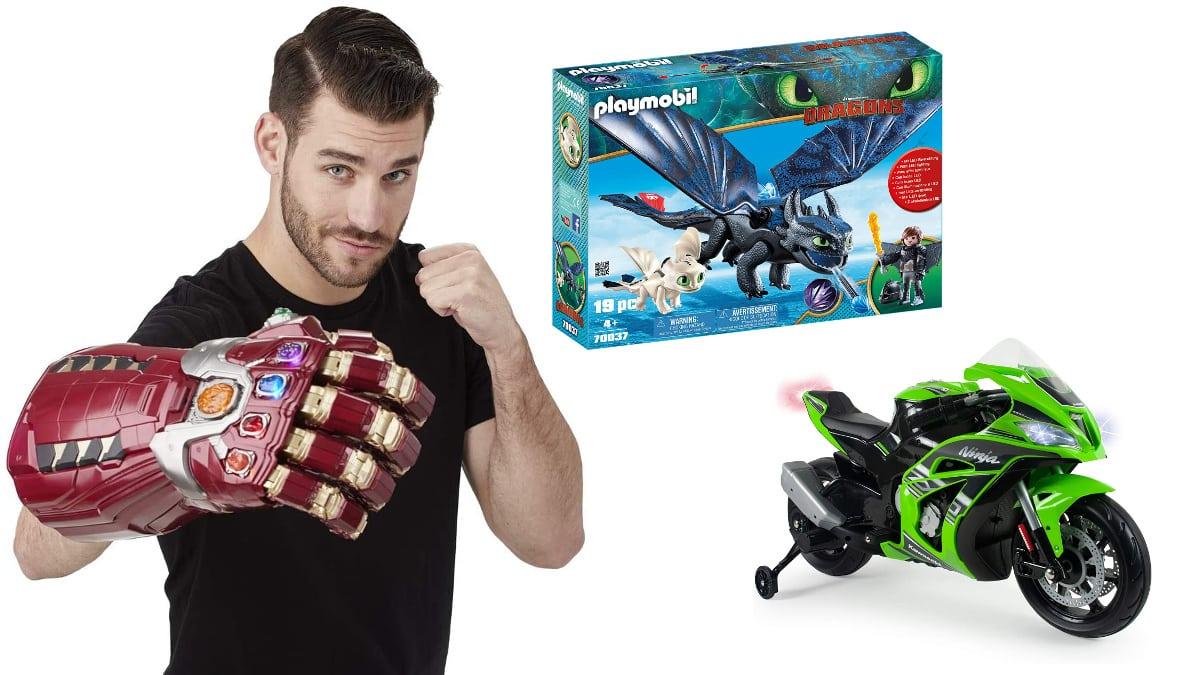 Juguetes y juegos Black Friday baratos, juguetes baratos, ofertas para niños chollo2