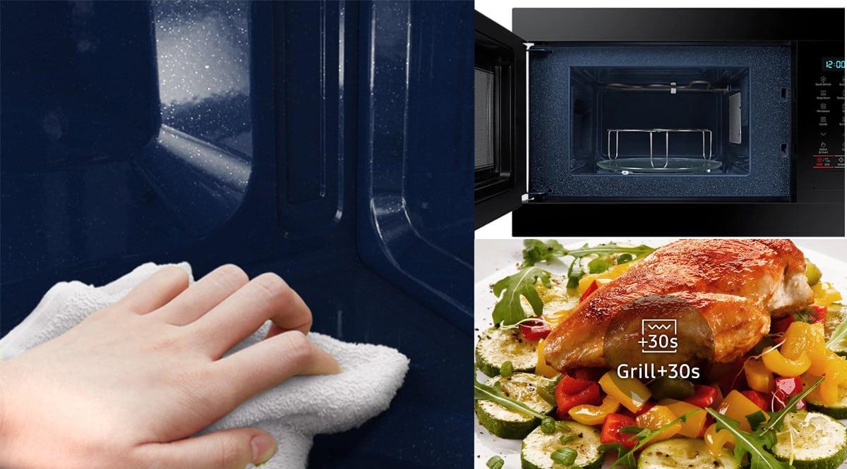 Microondas Samsung MG22M8054AK barato. Ofertas en electrodomésticos, electrodomésticos baratos, chollo