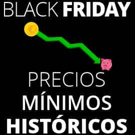 Minimos históricos Amazon Black Friday