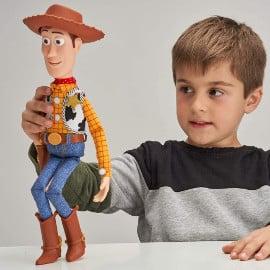 Muñeco de 40cm Woody Toy Story 4 barato, muñecos baratos, juguetes baratos