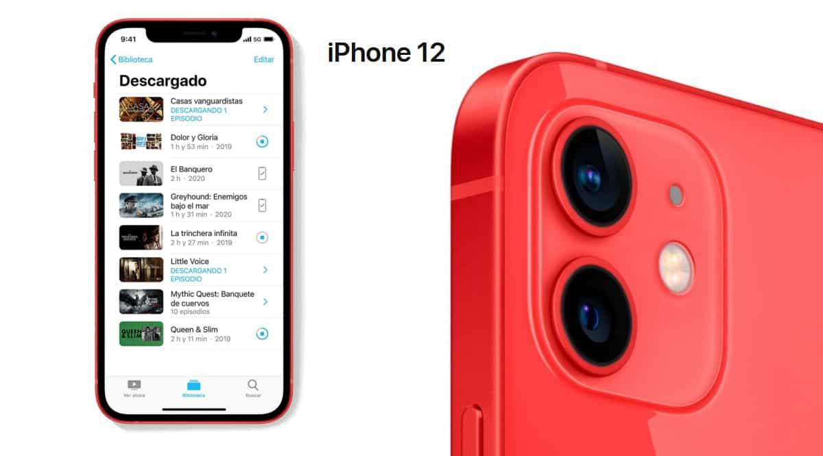 Móvil Apple iPhone 12 RED barato. Ofertas en Apple iPhone, Apple iPhone barato,chollo