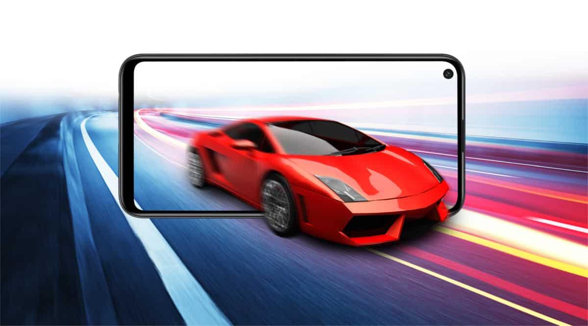 Móvil Huawei P40 Lite E barato. Ofertas en móviles, móviles baratos, chollo