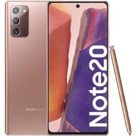 Móvil Samsung Galaxy Note20 barato, móviles baratos