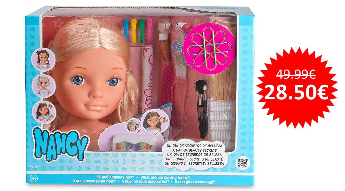 ¡Precio mínimo histórico! Nancy Busto Un Día de Secretos de Belleza sólo 28 euros.