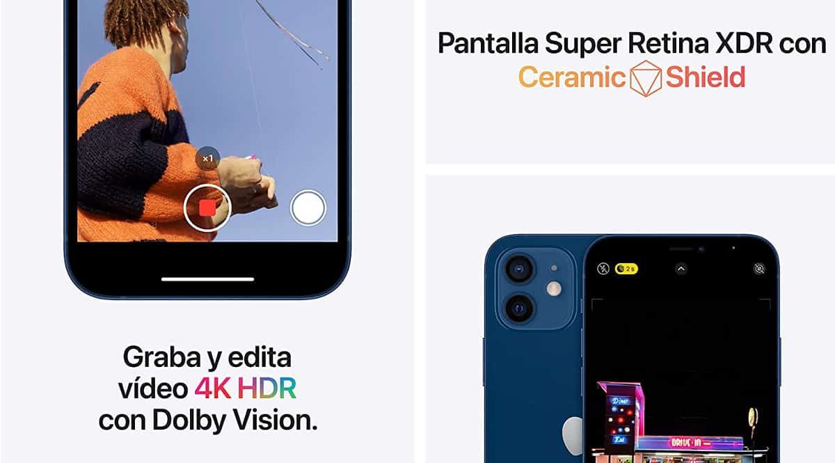 Nuevo Apple iPhone 12 barato. Ofertas en Apple iPhone, Apple iPhone barato, chollo