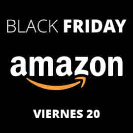 Ofertas Black Friday Amazon 2020, chollos del viernes 20
