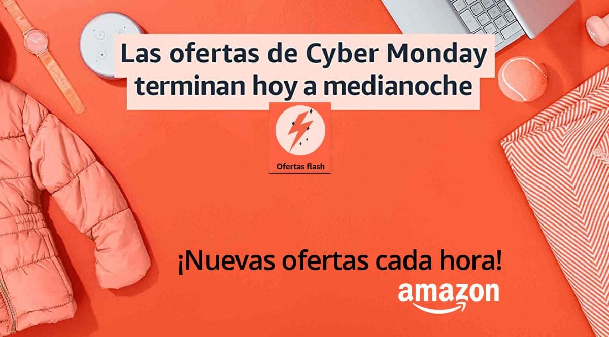 Ofertas Flash Amazon Cyber Monday