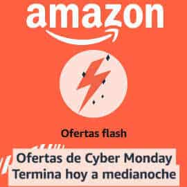 Ofertas Flash Amazon Cyber Monday