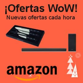 Ofertas WoW en Amazon.Ofertas Black Friday,