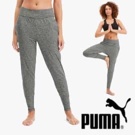 Pantalón de deporte PUMA Studio Tapered Training barato, pantalones deporte baratos, ofertas en ropa de marca