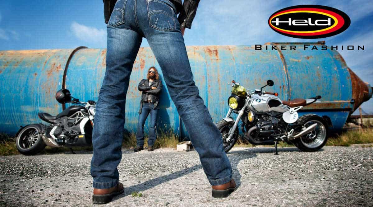 Pantalones de moto Held Crane Denim baratos, ofertas en pantalones de moto, pantalones de moto baratos, chollo