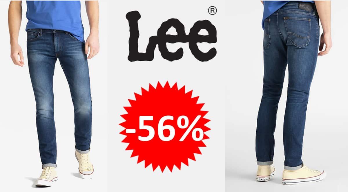 Pantalones vaqueros Lee Luke baratos, vaqueros de marca baratos, ofertas en ropa, chollo