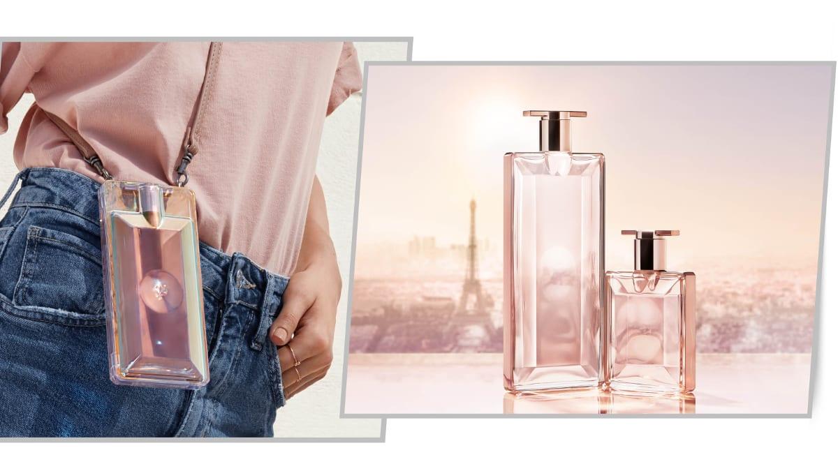 Perfume Idôle de Lancôme para mujer barato, colonias baratas, ofertas en perfumes chollo