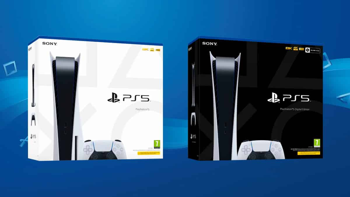 PlayStation 5 edición disco y edición digital baratas, Play 5 barata, consolas baratas, chollo