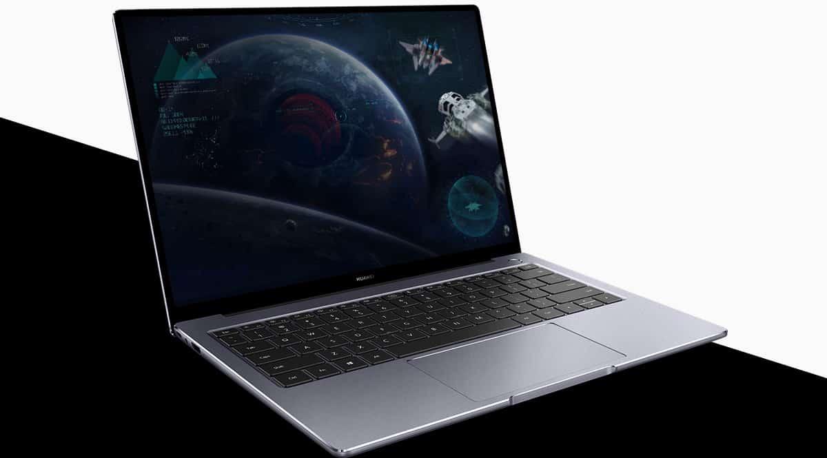 Portátil Huawei Matebook 14 2020 barato. Ofertas en portátiles, portátiles baratos, chollo