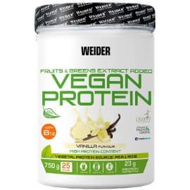 Proteína Weider Vegan Protein barata, proteinas baratas ofertas alimentación