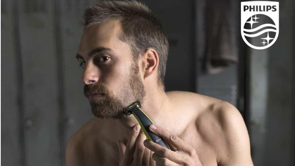 Recortadora de barba Philips OneBlade QP2520-30 barata, afeitadoras baratas, ofertas cuidado personal, chollo