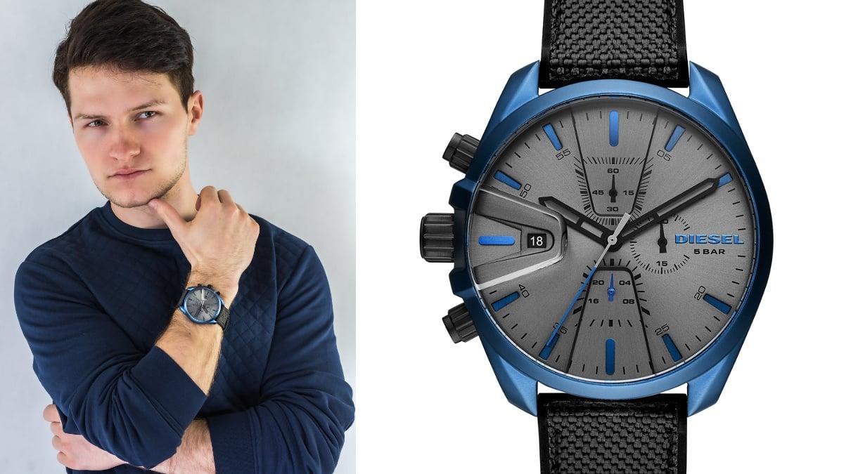 Reloj Diesel MS9 barato, relojes baratos, ofertas en relojes chollo