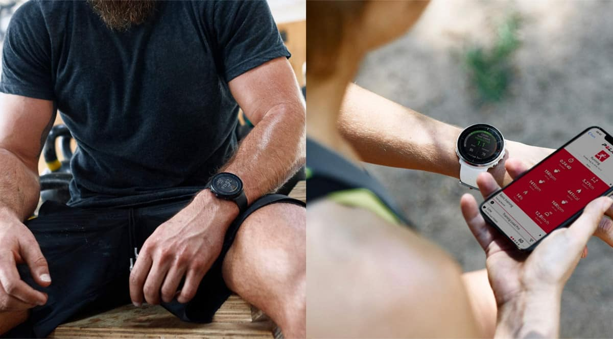 Reloj GPS Polar Vantage M barato Ofertas en pulsómetros GPS, pulsómetros GPS baratos, chollo