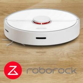 Robot aspirador Roborock S6 Pure barato. Ofertas en robots aspiradores, robots aspiradores baratos