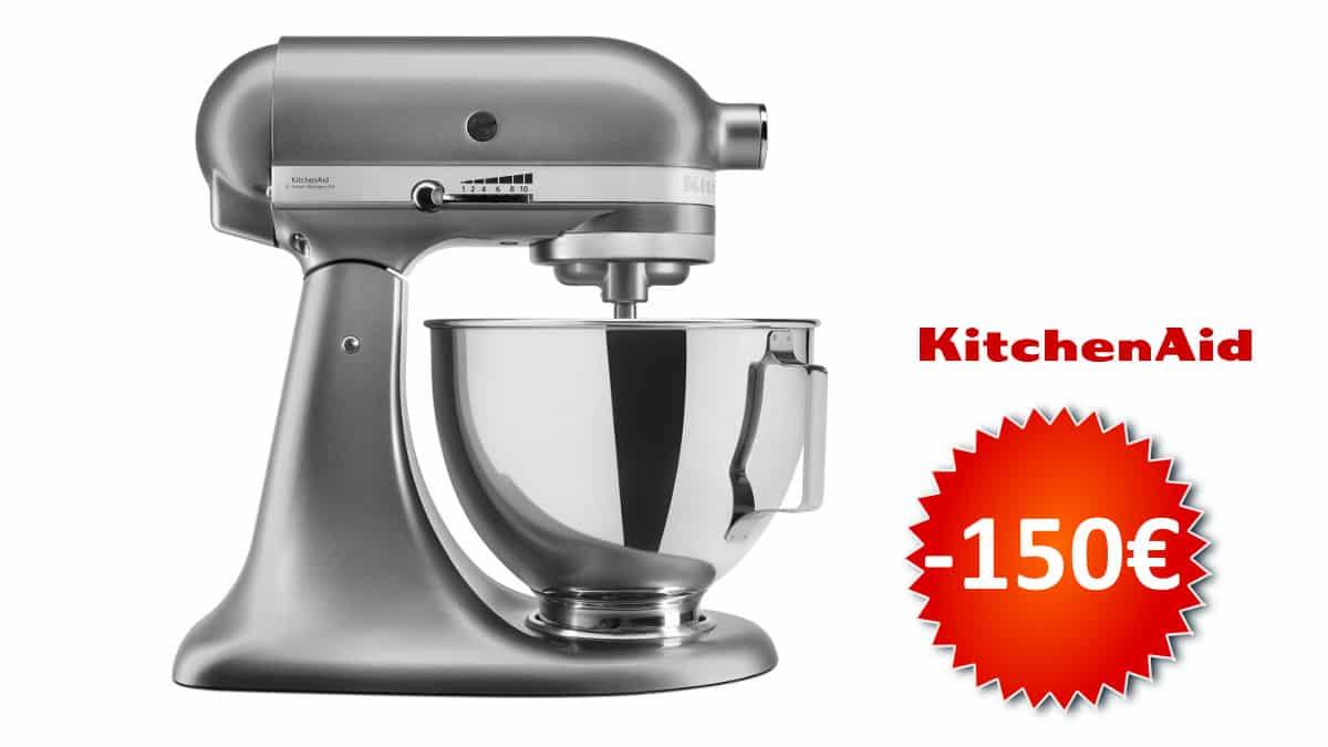 Robot de cocina Kitchenaid 5KSM95PS barato, robots de cocina baratos, chollo