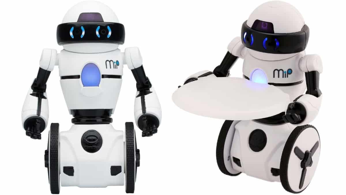 Robot interactivo MiP WowWee barato, juguetes baratos, ofertas para niños chollo
