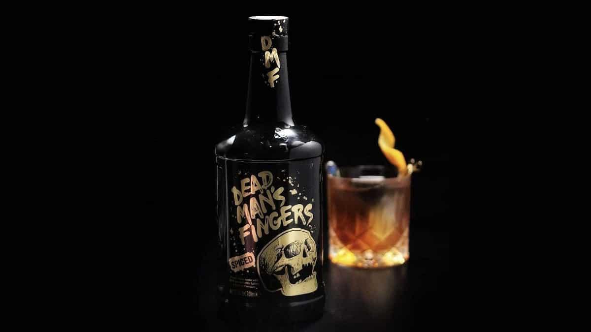 Ron Dead Man Fingers Spiced Rum barato, rones baratos, chollo