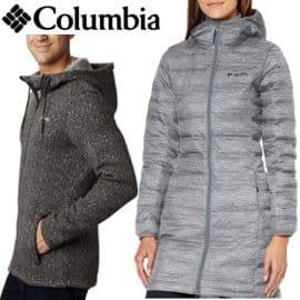 Ropa de abrigo Colimbia barata, abrigos y forros polares para hombre, mujer y niño baratos, ofertas en ropa de marca
