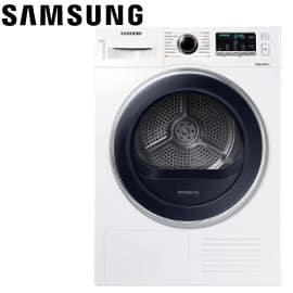 Secadora de bomba de calor Samsung DV80M5010QW barata, secadoras baratas, ofertas en electrodomésticos